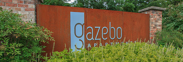 Gazebo Apartments Contact Image